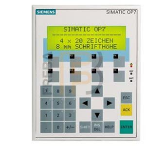 SIEMENS 6AV3607-1JC00-0AX1