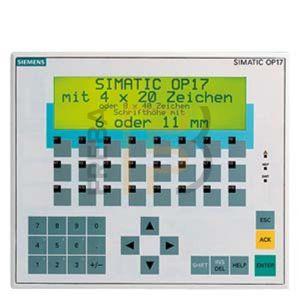 SIEMENS 6AV3617-1JC30-0AX1